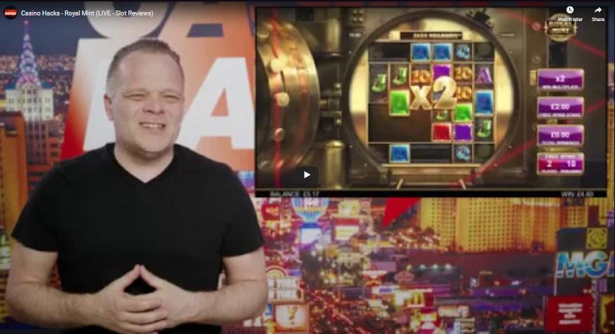 Royal Mint Megaways – Big Time Gaming